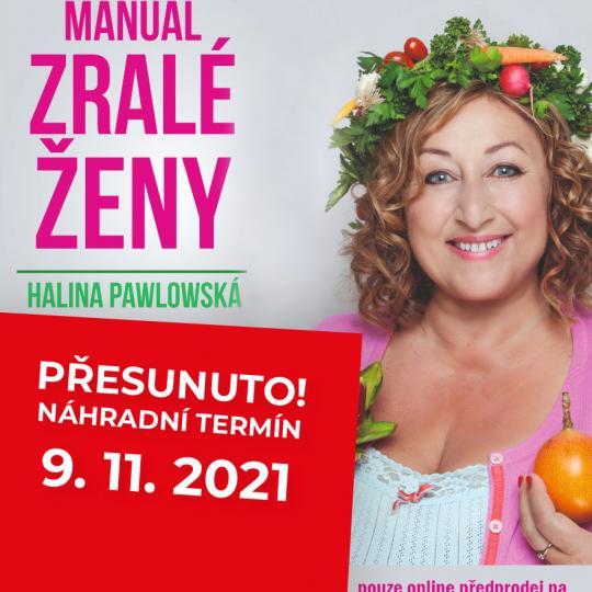 Halina Pawlovská - přesunuto