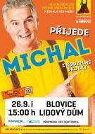 Michal Nesvadba: MICHAL JE PAJDULÁK