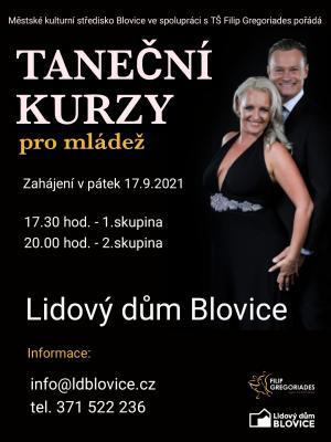 Taneční 2021
