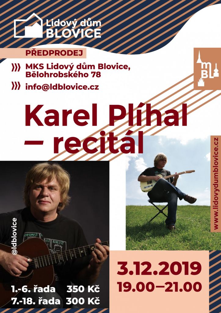 Karel Plíhal - recitál