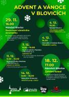 Vánoce Blovice